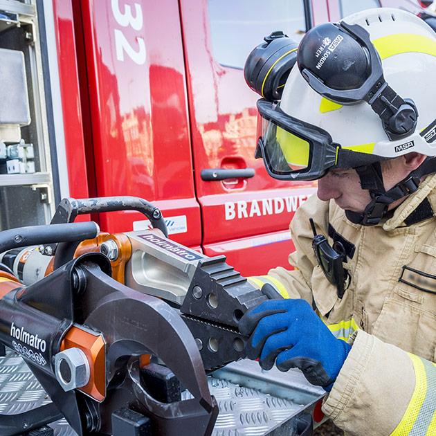 Nadere uitwerking differentiatie brandweer
