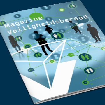 Magazine Veiligheidsberaad, editie juli 2019